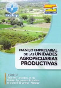 Manejo Unid Agropecuarias Productivas