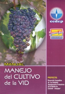 Manual Manejo Cultivo de la Vid