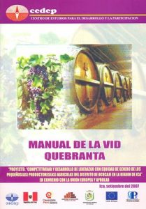 Manual de la Vid Quebranta