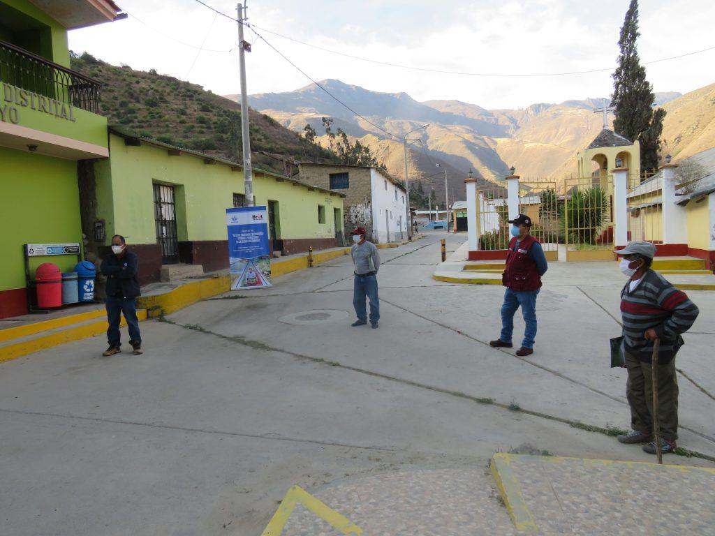 Distrito de Ocoyo, Huaytará