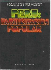 Participacion popular